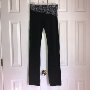 Victoria's Secret Sport Long Black Yoga Pants